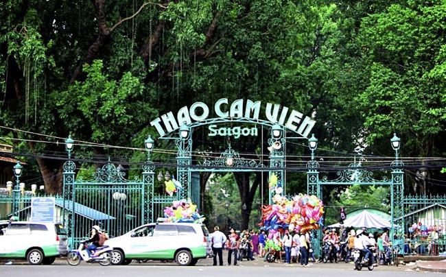 TPHCM điều chỉnh quy hoạch Thảo Cầm Viên Sài Gòn