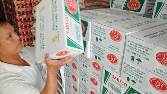 VBA tiếp tục kiến nghị bỏ dán tem trên sản phẩm bia