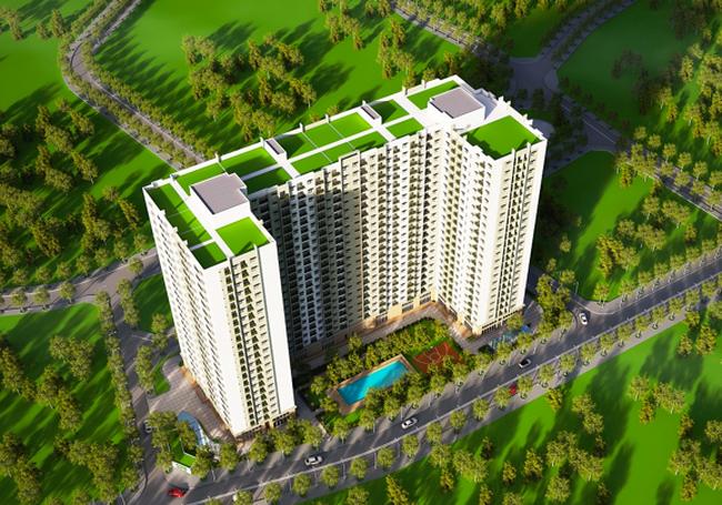 Hà Nội đón nhận thêm nguồn cung gần 700 căn hộ giá rẻ tại Long Biên