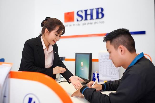 SHB sắp trả cổ tức bằng cổ phiếu với tỷ lệ 7,5%