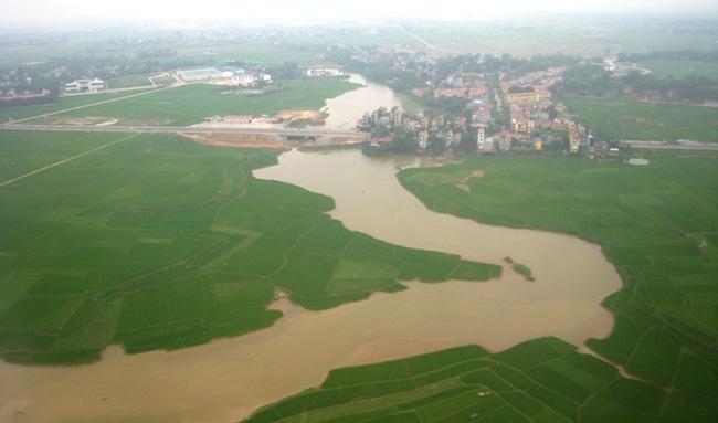 Hơn 112 nghìn tỷ đồng quy hoạch hệ thống sông Hồng, sông Thái Bình