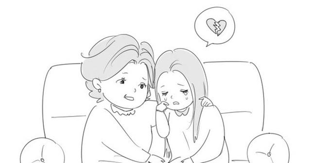 Trên đời này, chẳng có ai yêu bạn nhiều như mẹ cả!
