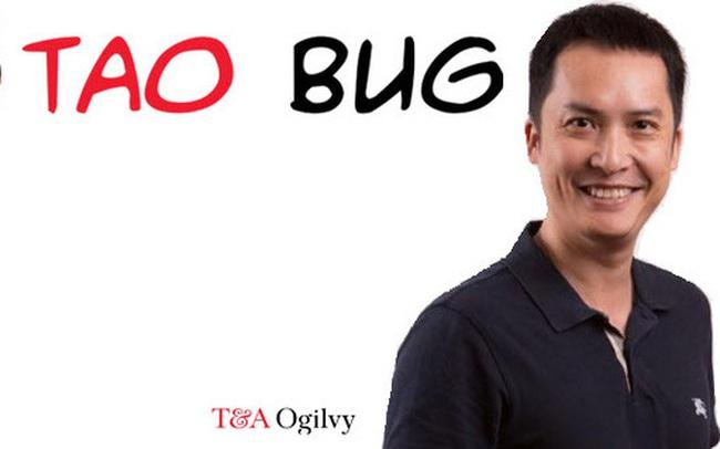 """""""Lỗi của thằng đánh máy"""" về chức danh Giám đốc tại T&A Ogilvy"""