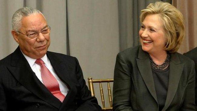 Cựu ngoại trưởng Colin Powell tuyên bố ủng hộ bà Clinton