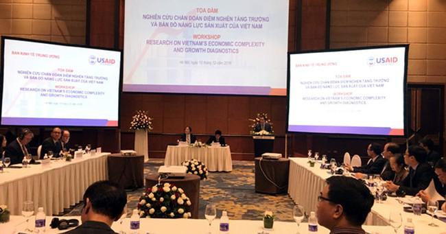 """Tăng trưởng kinh tế Việt Nam """"nghẽn"""" ở 3 nhóm chính"""