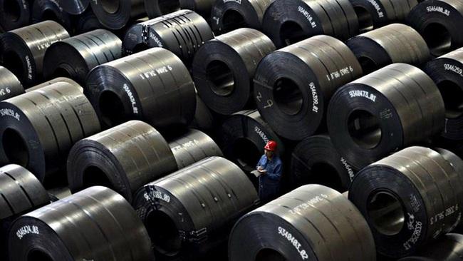 Bộ Công Thương tính xây hàng rào bảo hộ thép trong nước