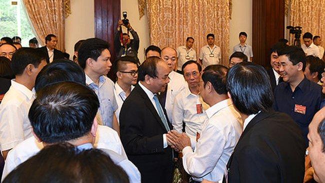"""Thủ tướng Nguyễn Xuân Phúc: """"Có dân là có tất cả"""""""