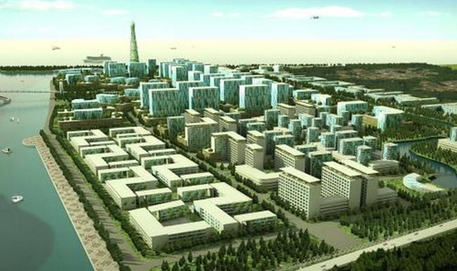 Xây dựng Khu đô thị mới Nam TP Tuy Hòa