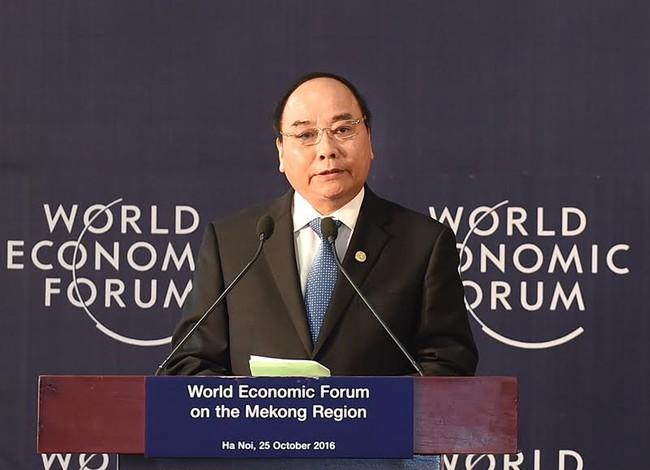 Ưu tiên kết nối kinh tế các nước sông Mekong