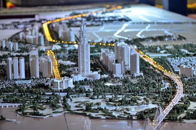 Hà Nội quy hoạch siêu trung tâm tài chính cao 108 tầng