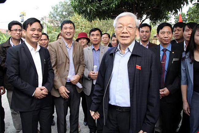 """Tổng Bí thư: """"Trịnh Xuân Thanh không trốn được đâu"""""""