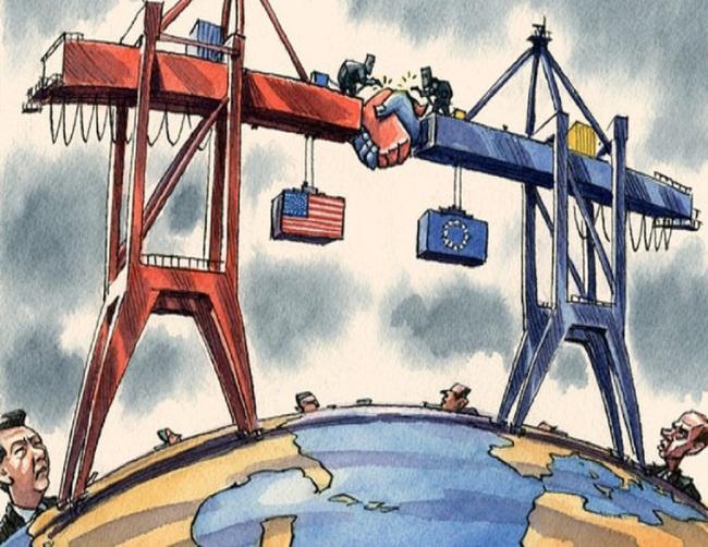 """Không chỉ TTP, Việt Nam đang có cơ hội lớn trước """"thương vụ thế kỷ"""" giữa Mỹ và EU"""