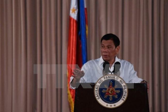 Tổng thống Philippines Duterte: CIA đang muốn giết chết tôi