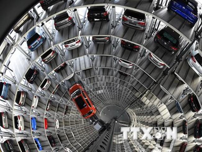 Nhiều bang ở Mỹ khởi kiện Volkswagen vì gian lận khí thải
