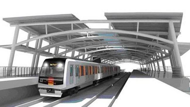 Kiến nghị trình Quốc hội đầu tư dự án tuyến metro số 5