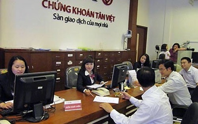 Chứng khoán Tân Việt thay Tổng giám đốc