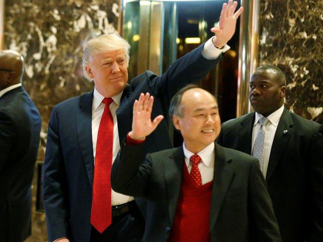 Đằng sau thương vụ 50 tỷ USD của Donald Trump và tỷ phú Nhật Bản