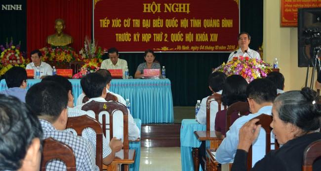 Trưởng ban KTTW Nguyễn Văn Bình: Sẽ sớm có Đề án hỗ trợ cho ngư dân bị ảnh hưởng bởi sự cố môi trường