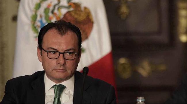 """Bộ trưởng Mexico mất chức vì chuyến thăm """"thảm họa"""" của Donald Trump"""