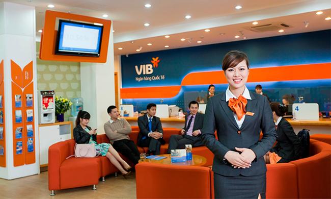 VIB lên sàn với giá khởi điểm 17.000 đồng/cổ phiếu