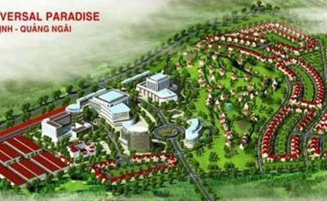"""Đón nhận """"tối hậu thư"""", tập đoàn Tân Tạo có khả năng mất dự án BĐS thứ 2 ở Quảng Ngãi"""