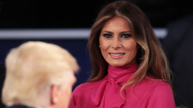 """Vợ của tỷ phú Donald Trump: """"Không cần thương hại tôi"""""""