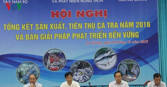 Mỹ tiếp tục là thị trường xuất khẩu lớn nhất của cá tra Việt Nam