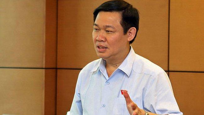 Phó thủ tướng Vương Đình Huệ: thí điểm cho phá sản ngân hàng