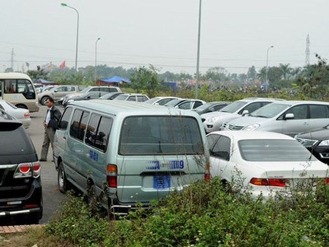 Bộ Công Thương thanh lý 55 xe công