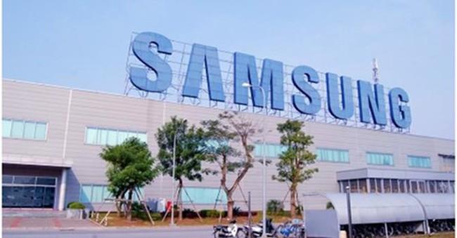 Samsung chính thức nhận giấy phép dự án 2,5 tỷ USD ở Bắc Ninh