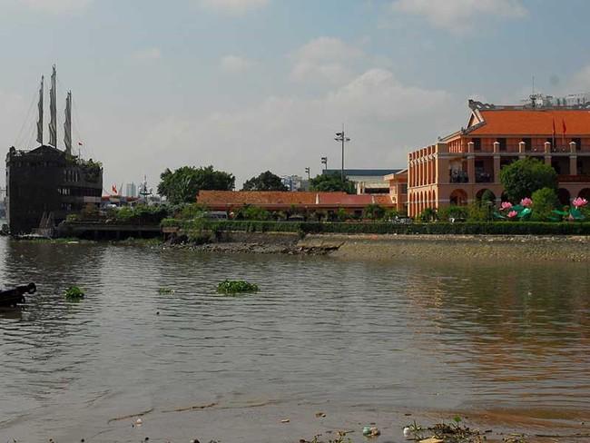 Diện mạo mới khu vực Nhà Rồng - Khánh Hội