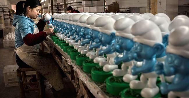 """Chi phí nhân công sắp đuổi kịp một số nước châu Âu, Trung Quốc hết thời là """"công xưởng thế giới""""?"""