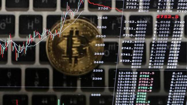 Trở lại đỉnh 8.000, bitcoin hồi phục ấn tượng chỉ sau 4 ngày
