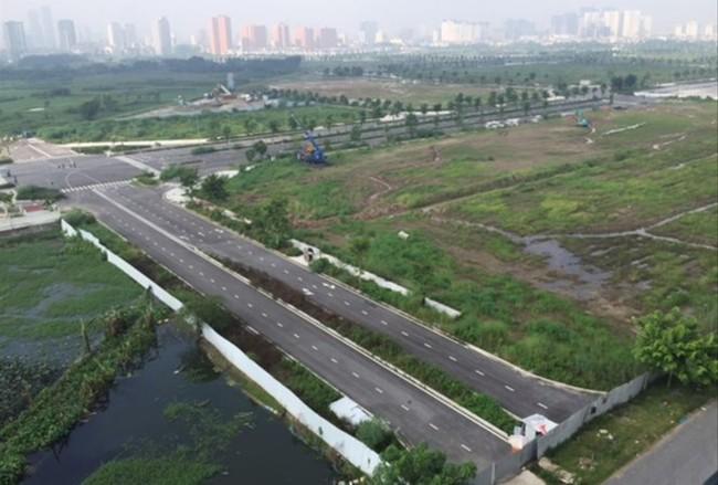 Khu đô thị điểm nhấn của Thủ đô: Lúng túng kết nối giao thông