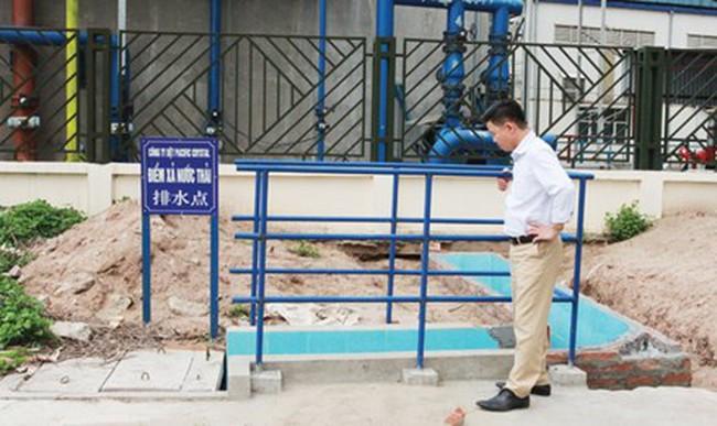 Vụ doanh nghiệp Trung Quốc xả thải trộm: Tổng cục Môi trường vào cuộc