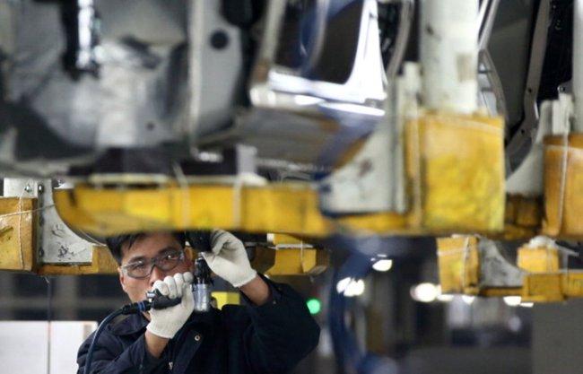 Nhà máy Trung Quốc không sợ ông Trump