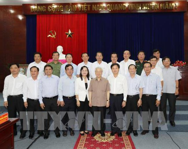 Tổng Bí thư Nguyễn Phú Trọng: Ưu tiên phát triển nông nghiệp công nghệ cao
