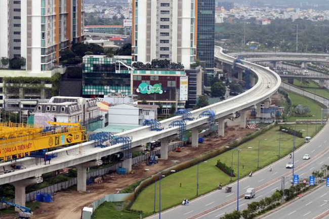 TP.HCM kiến nghị Trung ương về vốn cho tuyến đường sắt đô thị Bến Thành – Suối Tiên