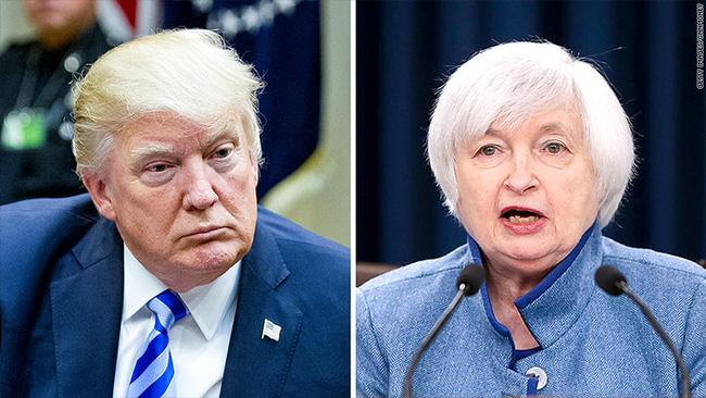 Ông Trump sẽ chọn ai cho vị trí đứng đầu Fed trong nhiệm kì tiếp theo?