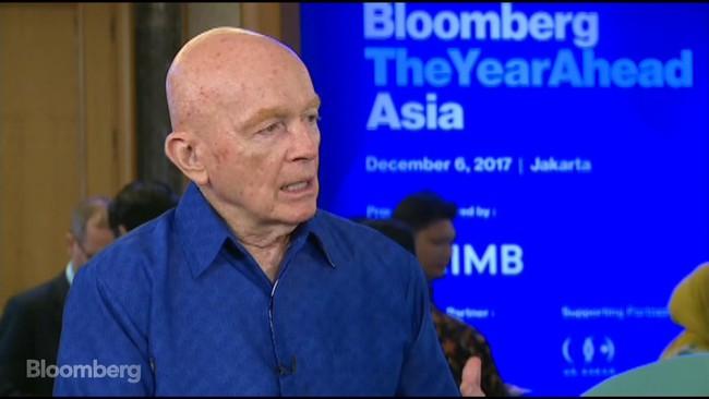 Mark Mobius: Nếu có 100.000 USD sẽ đầu tư 1/3 vào thị trường chứng khoán Việt Nam