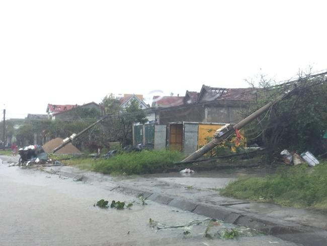 Kỳ Anh, Hà Tĩnh: Doanh nghiệp kinh doanh khóc ròng sau... siêu bão