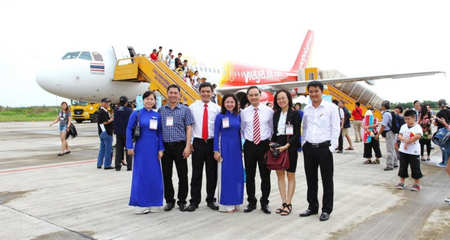 Cho thuê chuyến bay: Nước cờ thú vị này đã giúp Vietjet Air nẫng tay trên thị phần từ Vietnam Airlines