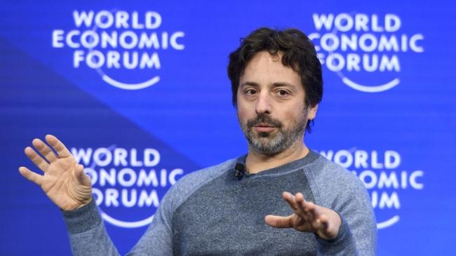 Nhà sáng lập Google Sergey Brin: Hãy nắm lấy cơ hội, theo đuổi giấc mơ và tiếng nói bên trong con người bạn