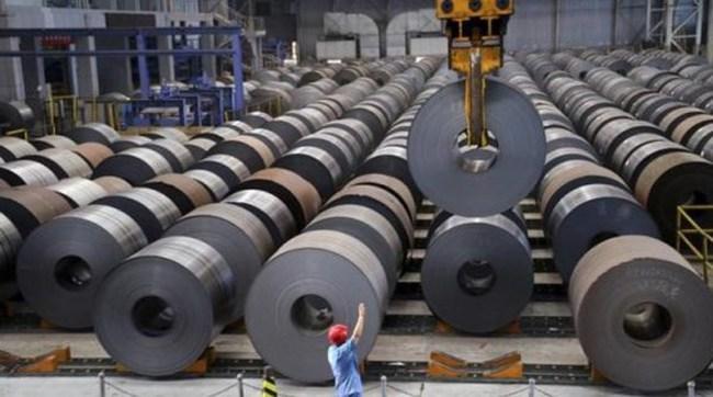EU áp thuế chống bán phá giá đối với thép Trung Quốc và Đài Loan