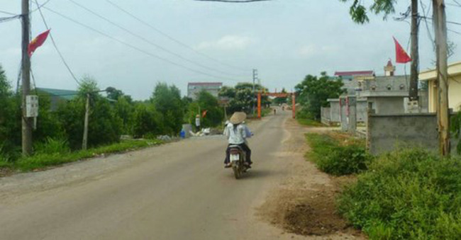 Hà Nội mở rộng Tỉnh lộ 421B qua huyện Quốc Oai lên quy mô 42m