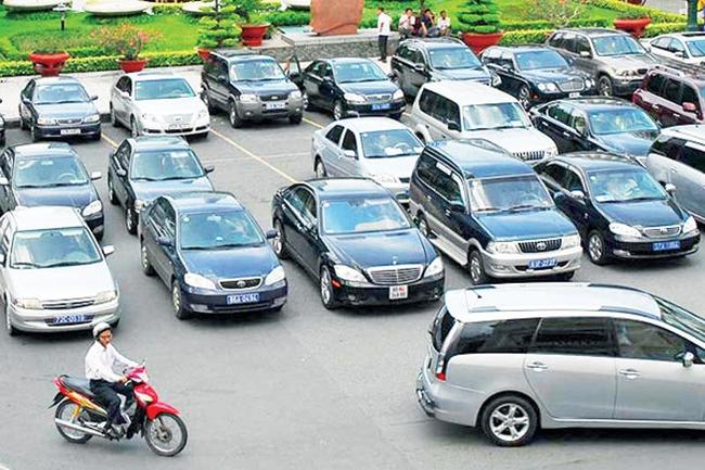 Văn phòng Chính phủ, Bộ GTVT sẽ khoán xe công