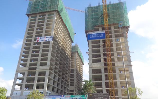 Dự án bất động sản nguy cơ bị xiết nợ, dân lo