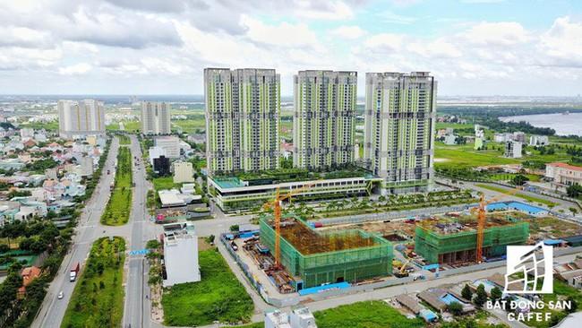 Sôi động M&A bất động sản, quỹ đầu tư ngoại khấy động thị trường địa ốc Việt