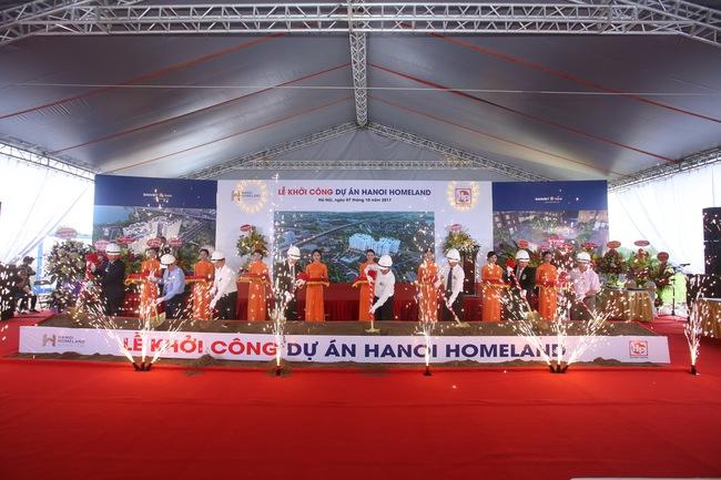 Hải Phát đầu tư dự án 1.400 tỷ đồng tại quận Long Biên