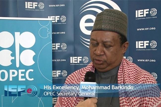 Tổng thư ký OPEC kêu gọi Mỹ cắt giảm nguồn cung dầu thô